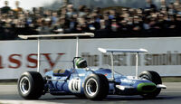 Henri Pescarolo Matra MS7 Ford