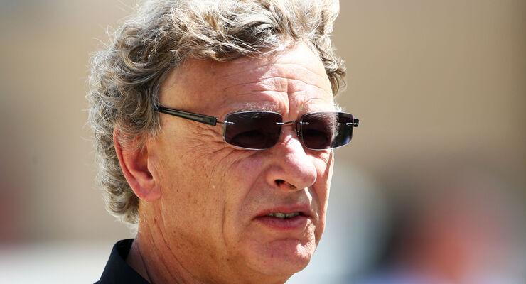 Hermann Tilke - 2015