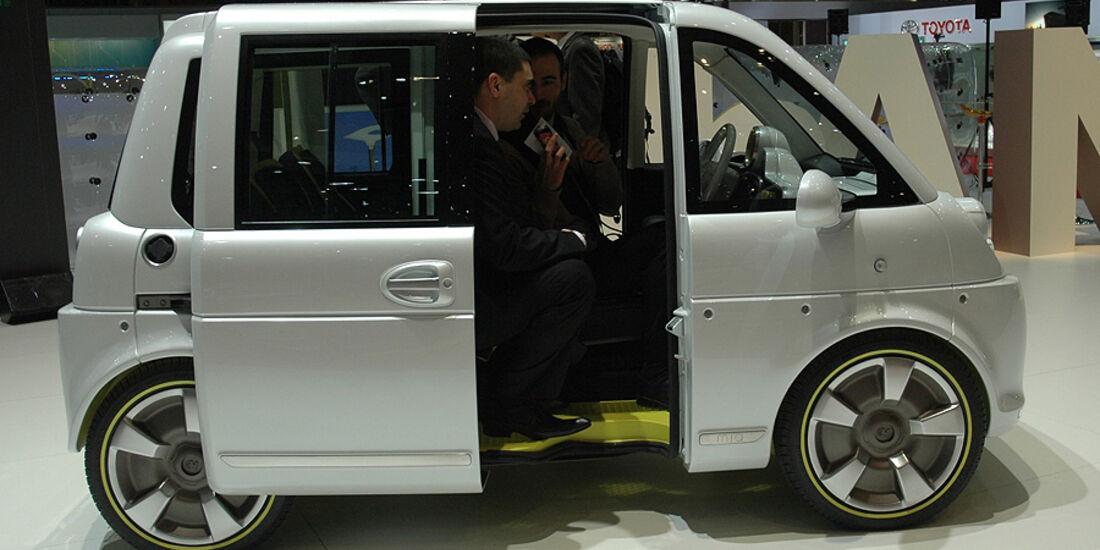Heuliez Elektroauto