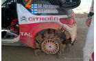 Hirvonen WRC Rallye Mexiko 2013