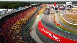 Hockenheim - Motodrom - GP Deutschland 2018