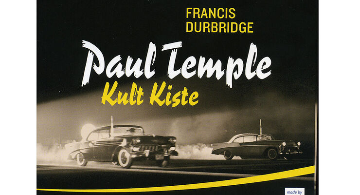 Hörbuch Francis Durbridge: Paul Temple, Kult Kiste
