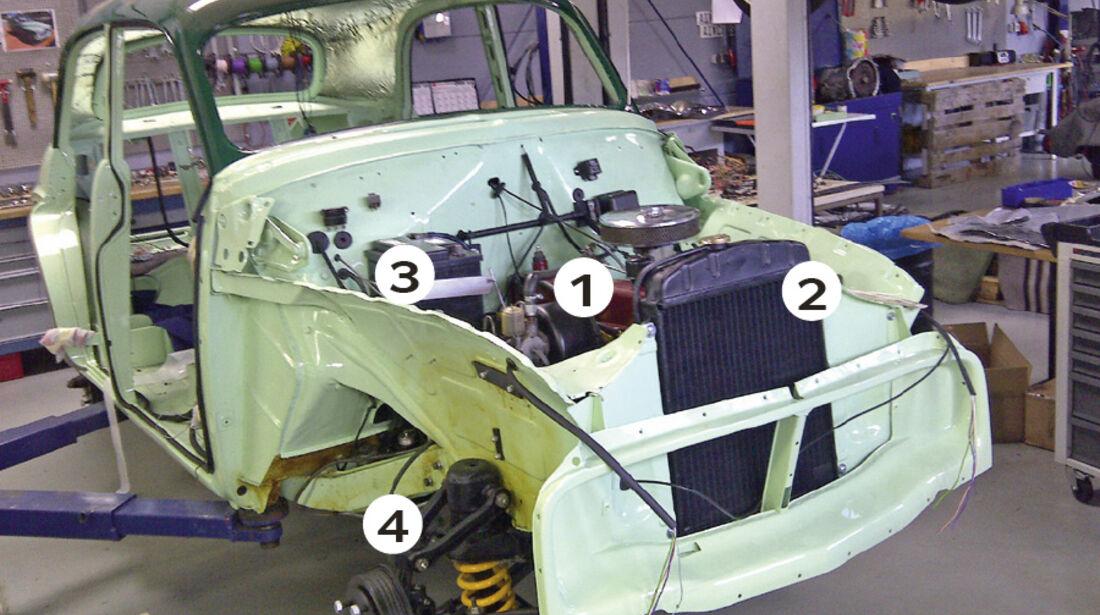 Holden FJ Special Sedan, Karosserie, Igelbild