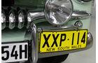 Holden FJ Special Sedan, Nummernschild