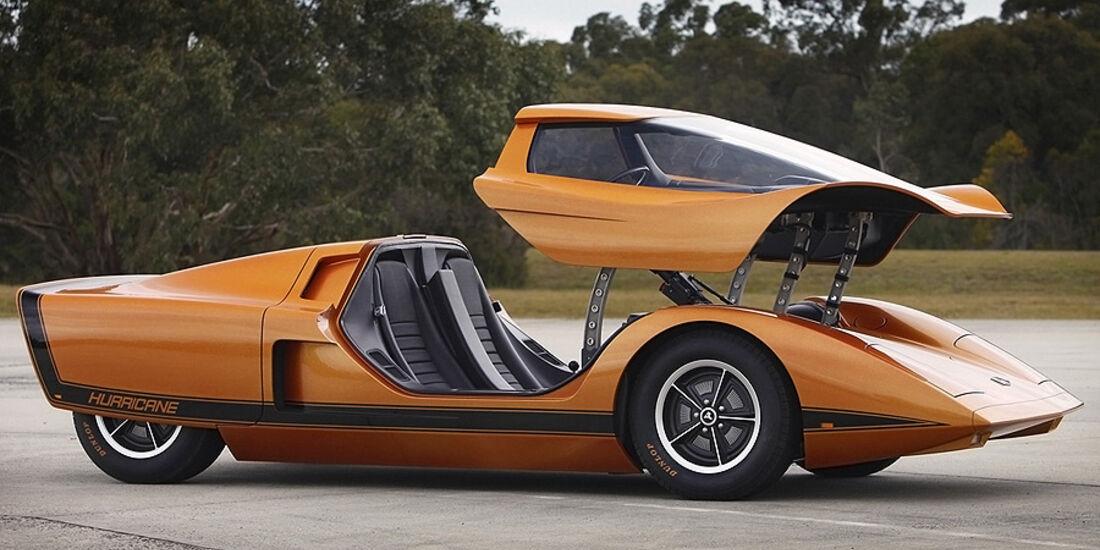 Holden Hurricane, Concept-Car