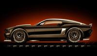 Hollywood Hot Rods Ford Mustang Sema 2013