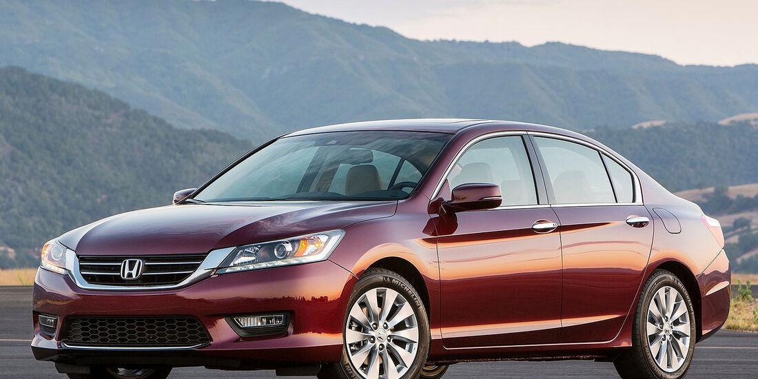 Honda Accord USA 2013