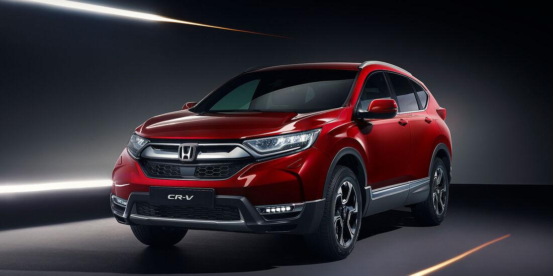 Honda CR-V (2018)
