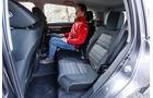 Honda CR-V Hybrid AWD, Interieur