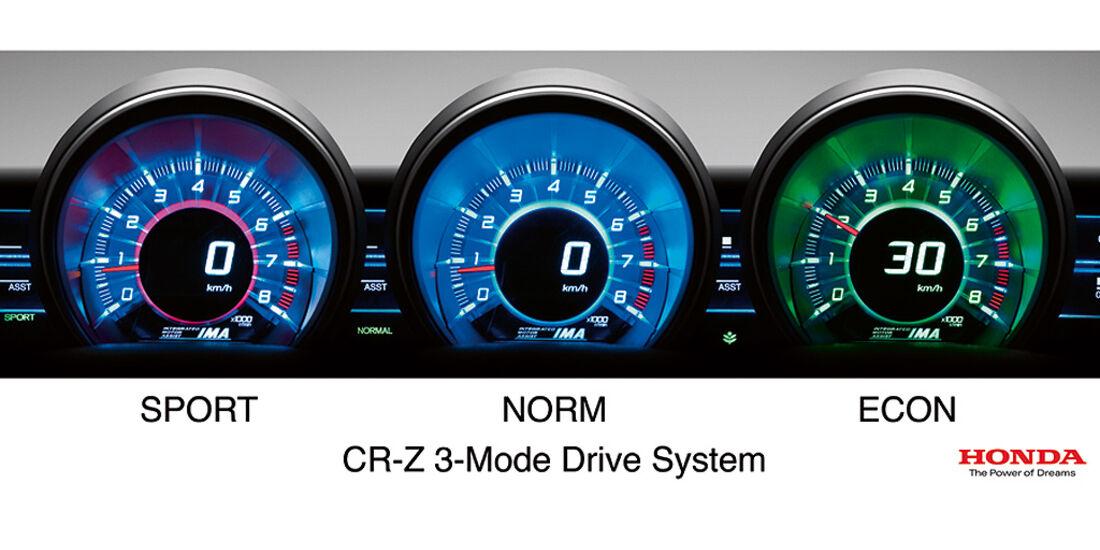 Honda CR-Z, Genf 2010