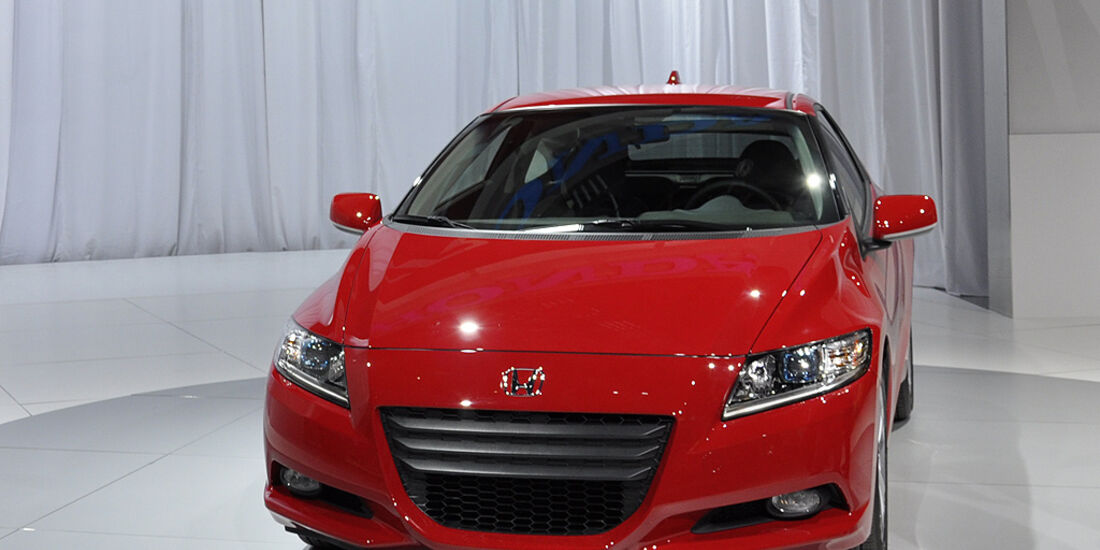 Honda CR-Z Hybrid Detroit 2010