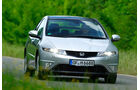 Honda Civic 1.8, Front, Frontansicht