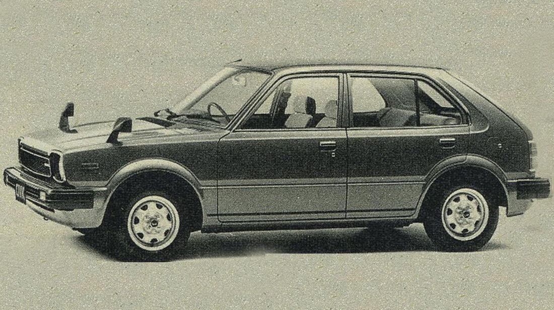 Honda, Civic, IAA 1979