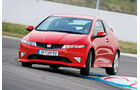 Honda Civic Typ R, Frontansicht