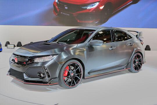 Honda Civic Type-R Prototyp