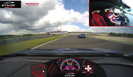 Honda Civic Type R im Tracktest