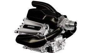 Honda F1 V6 - F1 2015