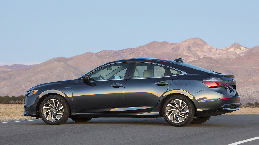 Honda Insight 2018
