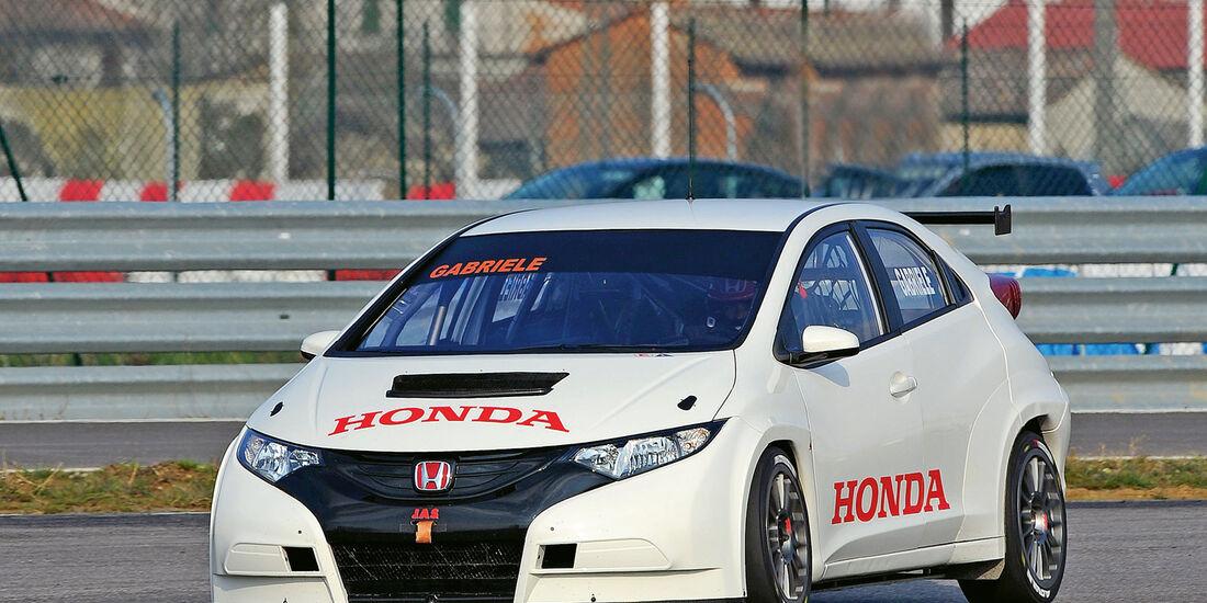 Honda Racing, Frontansicht