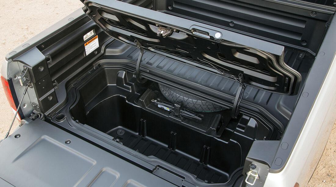 Honda Ridgeline Multifunction Tailgate