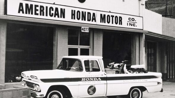 Honda USA 60th Anniversary Pickup Super Cub