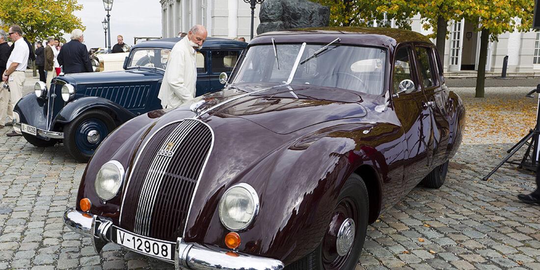 Horch 930 Stromlinie