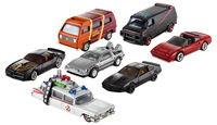 Hot Wheel Retro Entertainment Serie 35, Hot Wheel Filmautoklassiker 2013