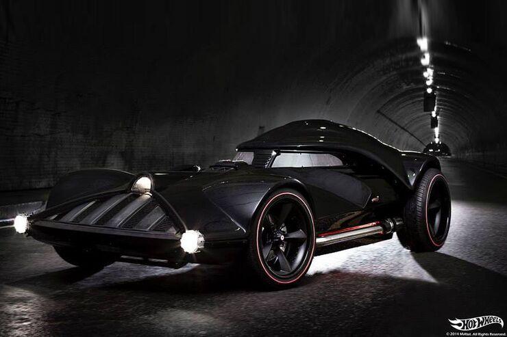 Hot Wheels. Star Wars, Darth Vader