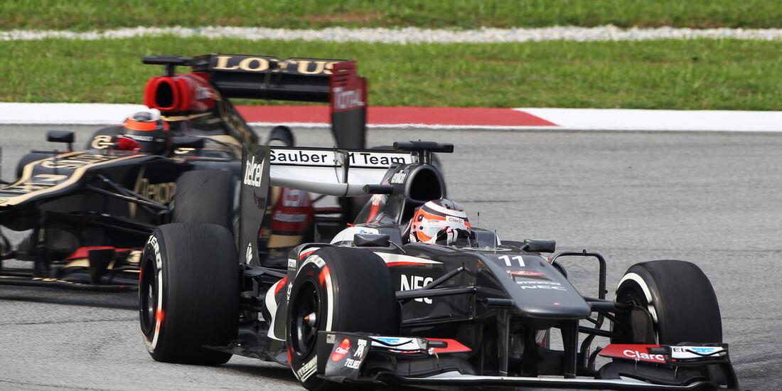 Hülkenberg - Formel 1 - GP Malaysia 2013