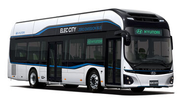 Hyundai Elec City electric bus