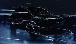 Hyundai Kona Elektro Teaser