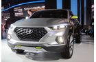 Hyundai Santa Cruz Concept Detroit 2015