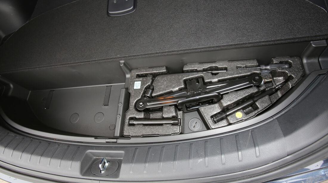 Hyundai Santa Fe 2.2 CR Di 4WD, Werkzeug