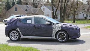 Hyundai Veloster Erlkönig