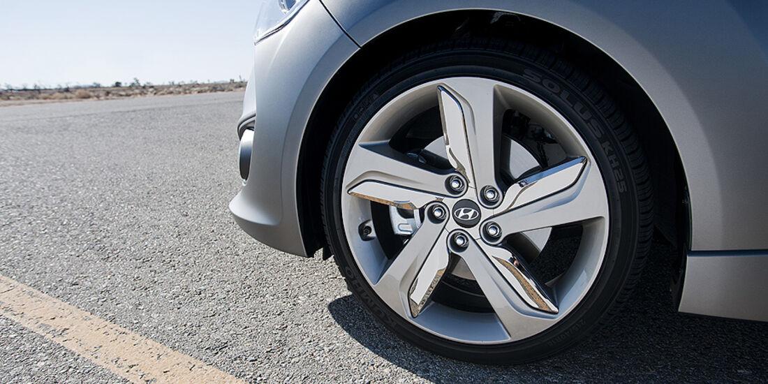 Hyundai Veloster Turbo auf der Detroit Motor Show 2031