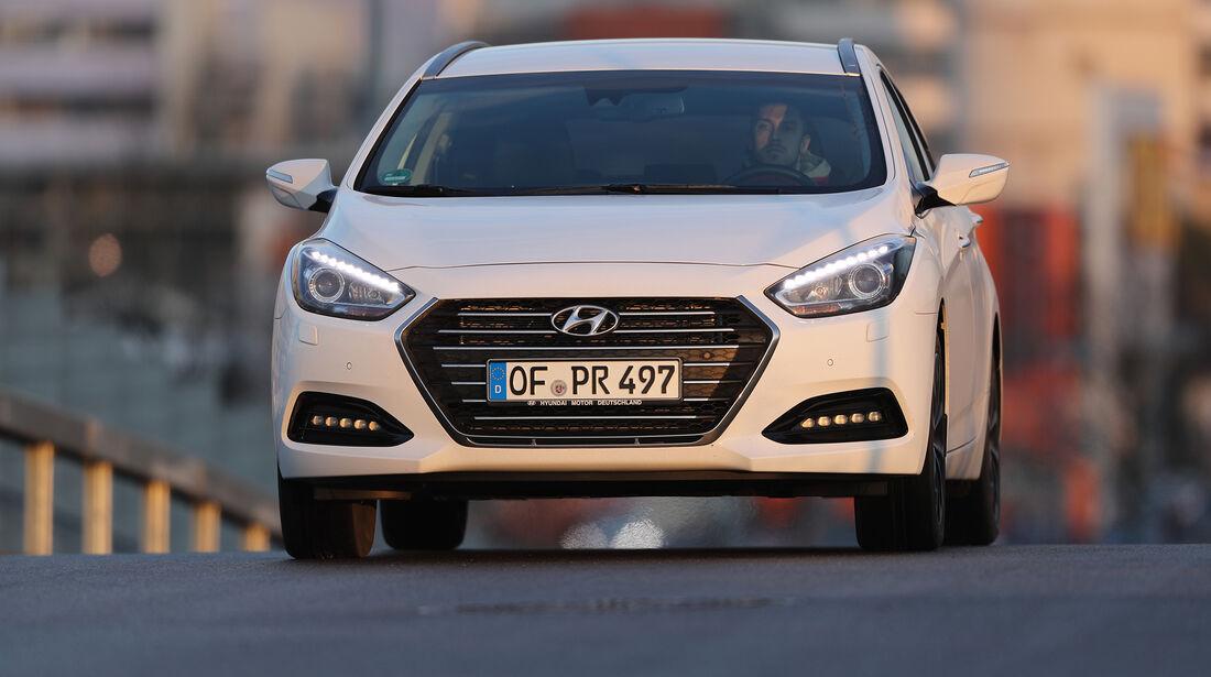 Hyundai i40 Kombi, Exterieur