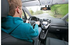 Hyundai ix20 Cockpit
