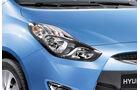 Hyundai ix20, Detail, Scheinwerfer, Ice Blue