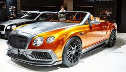 IAA 2015, Mansory Bentley GTC
