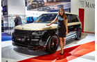 IAA 2015, Mansory Range Rover