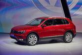 IAA 2015, VW Tiguan