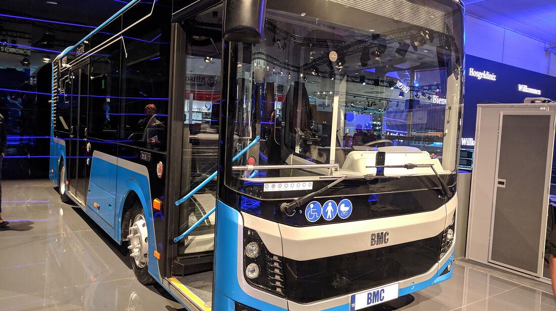 IAA Nutzfahrzeuge 2018 BMW Neocity Electric