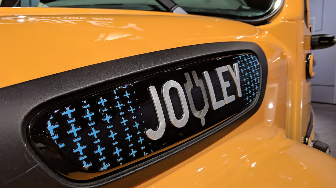 IAA Nutzfahrzeuge 2018 TBB Jouley