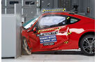 IIHS Crashtest, Scion FR-S, 07/2014
