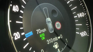 ISA Intelligent Speed Assistance Tempolimit