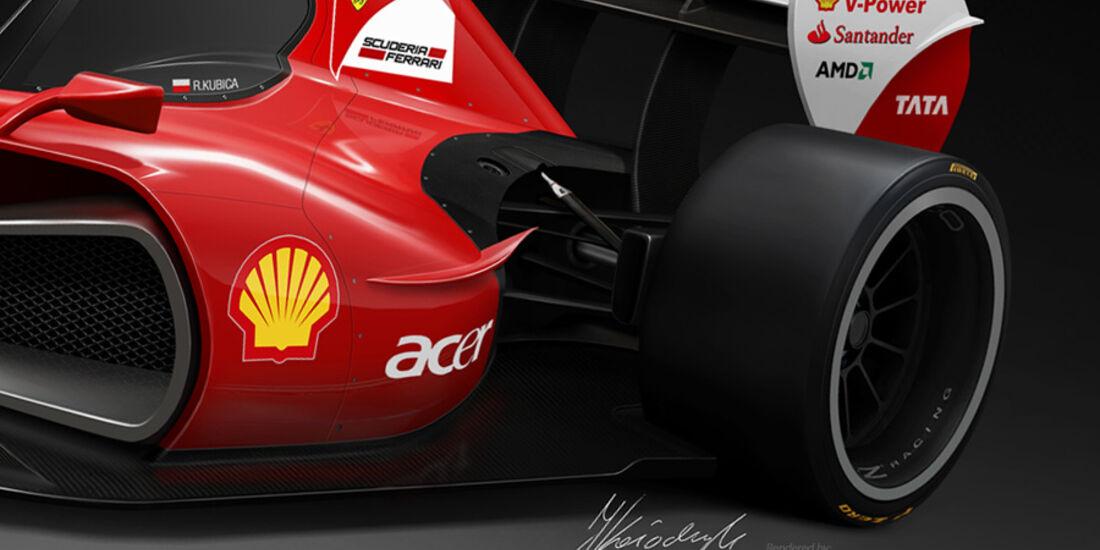 Iacoski F1-Concept FX-i1