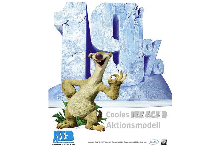 Ice Age Chevrolet