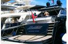 Iceman Yacht - Kimi Räikkönen