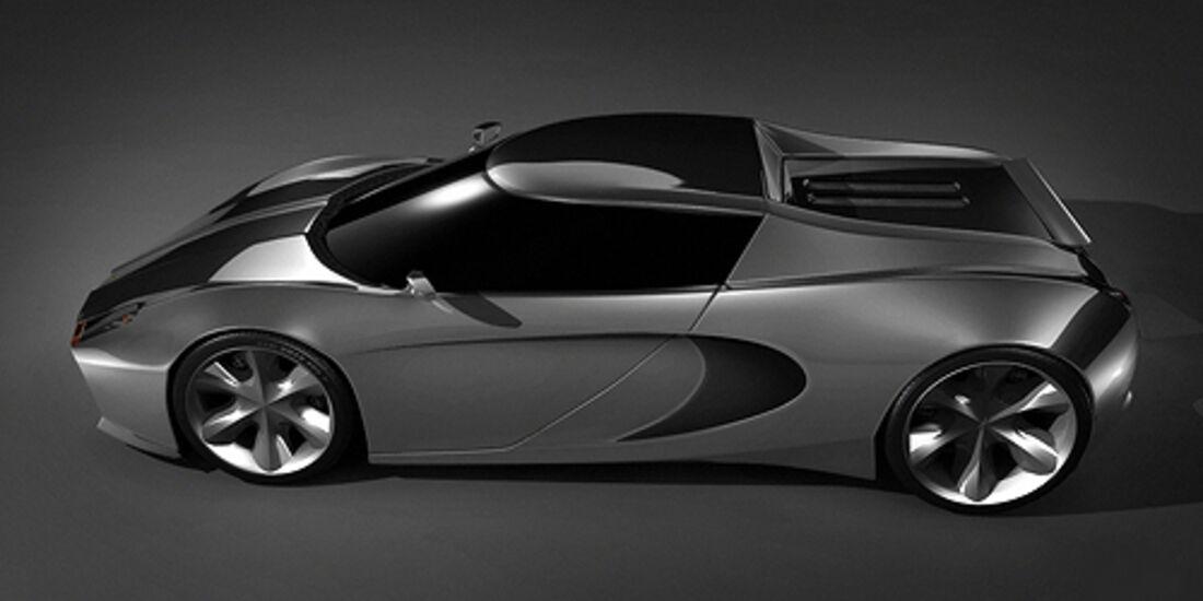 Idries Noah Lotus Europa i6 Concept