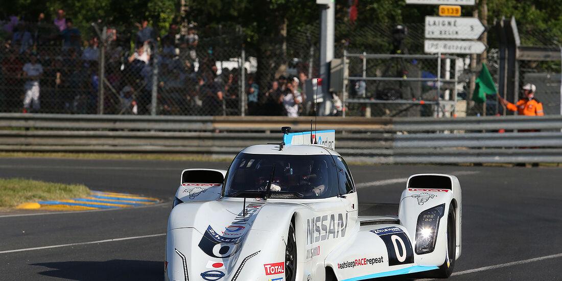 Impressionen, 24h-Rennen, Le Mans 2014, Qualifikation 3